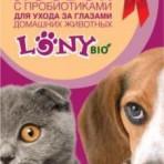 Лосьон с пробиотиками для ухода за глазами домашних животных, 125 мл