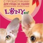 Лосьон-спрей с пробиотиками для ухода за ушами домашних животных, 125 мл